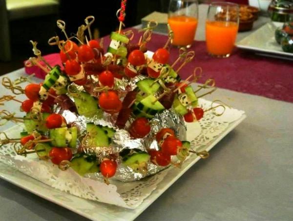 Traiteur - Trésors du Liban - Restaurant Angers