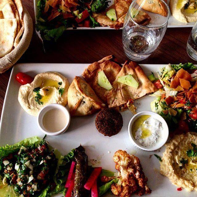 Trésors du Liban - Restaurant Angers